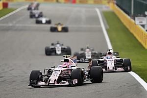 Fórmula 1 Crónica de Carrera Force India se plantea suspender alguna carrera a uno de sus pilotos