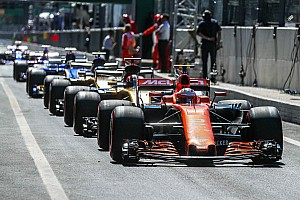Force India: Liberty no informa a los equipos sobre el futuro de la F1