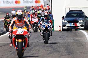 MotoGP Ergebnisse MotoGP 2017 in Misano: Die Startaufstellung in Bildern