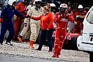 F1-Test in Barcelona: Rekordrunde für Mercedes, Crash für Ferrari