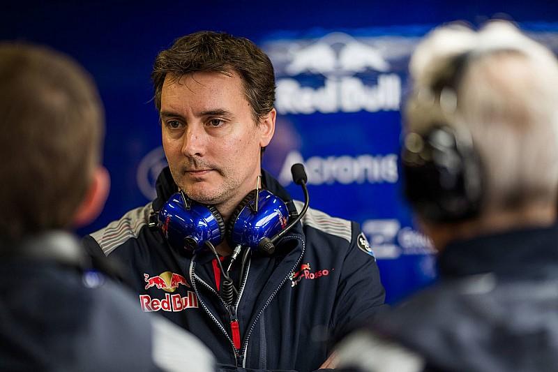Технічний директор Toro Rosso Джеймс Кі продовжив контракт із командою