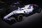 Formula 1 Williams shows first images of FW40 in the flesh