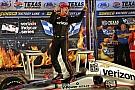 IndyCar IndyCar Texas: Power wint chaotische race