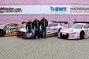 GT-Masters News Mücke Motorsport mit starkem Fahreraufgebot im GT-Masters 2017