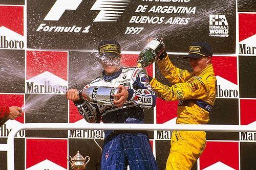Top 10: Die jüngsten F1-Fahrer auf dem Podium