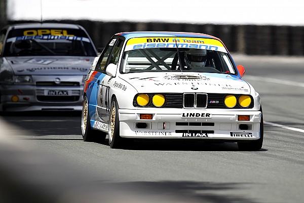 DTM Самое интересное Машины чемпионов. Как классика DTM участвует в гонках