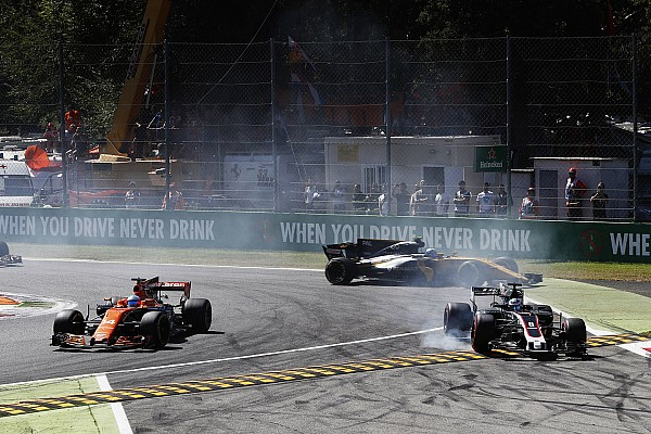 F1 2017 in Monza: Alonso und Palmer geraten wieder aneinander