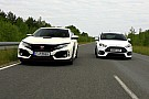 OTOMOBİL Honda Civic Type R vs. Ford Focus RS