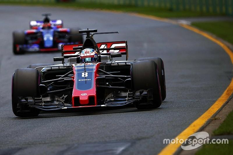 【F1】予選6番手のグロージャン、ライバルチームを脅かす