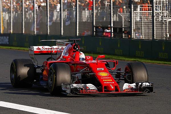 Formula 1 Race report Posisi klasemen F1 setelah GP Australia