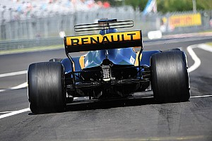 Formula 1 Breaking news Renault admits it changed