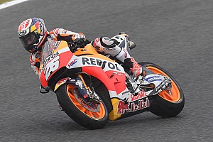 MotoGP Trainingsbericht MotoGP Jerez: Dani Pedrosa gibt am Freitag den Takt an