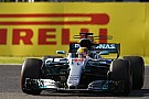 F1 Mercedes se arriesga con los neumáticos para México