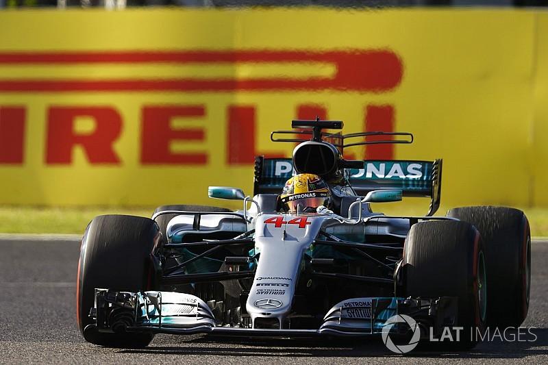 Mercedes é agressiva em escolha de pneus para GP do México