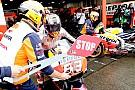 Gunakan ban kering di akhir sesi, Marquez ikuti Rossi