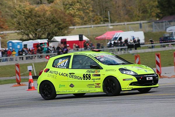Schweizer markenpokale Rennbericht Renault Classic Cup: Der Wolf biss nochmals zu