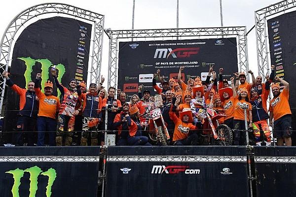 MXGP Noticias de última hora Así fue la última cita del Mundial de MXGP 2017 en Francia
