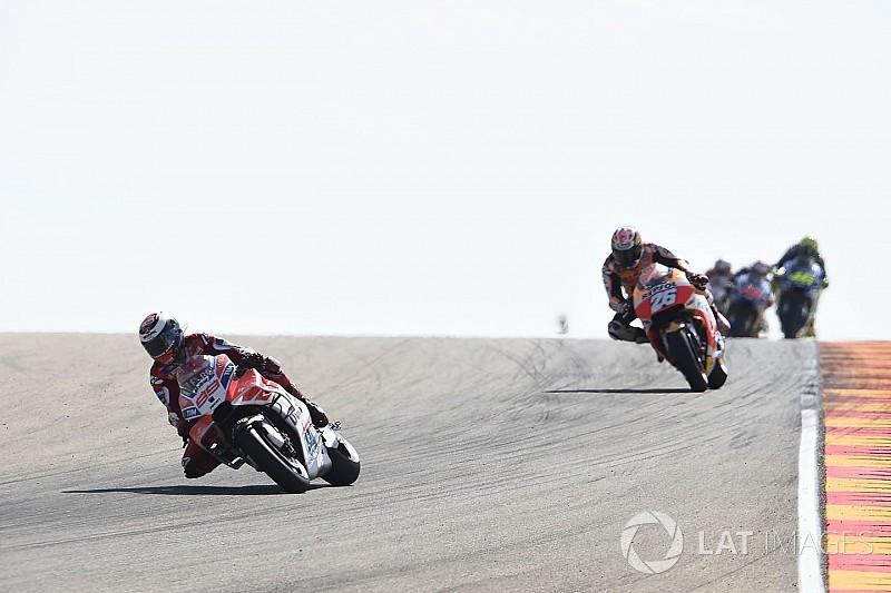 Лоренсо: Зараз я дуже близький до першої перемоги з Ducati