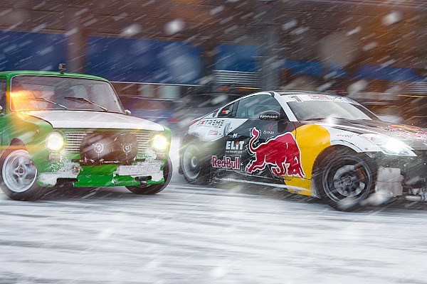 DCU Новини Як підготувати машину до перегонів із зимового дріфту?