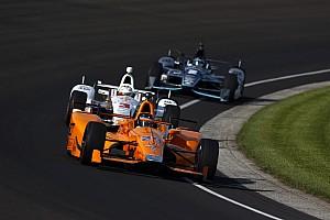 IndyCar Reporte de prácticas Alonso brilló en la cuarta jornada (4º) y Servià fue 8º