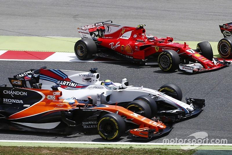 """Chronique Massa - """"Je ne sais pas ce qu'Alonso essayait de faire"""""""