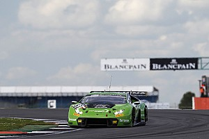 Blancpain Endurance Race report Lamborghini takes second straight win by 0.3s