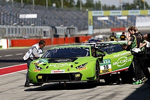 GT-Masters Qualifyingbericht GT-Masters am Lausitzring: Lamborghini bestimmt 2. Qualifying