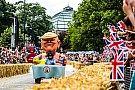 Из спичек и желудей: в Лондоне прошла гонка Red Bull Soapbox