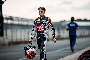 FIA F2 Últimas notícias Piloto de desenvolvimento da Haas, Ferrucci sobe para F2