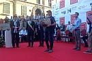 Verstappen premiato a Brisighella con il Trofeo Bandini