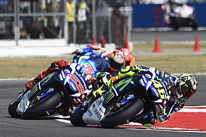 MotoGP Special feature Mamola column: Aggressiveness just part of MotoGP show