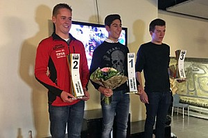 Kart Son dakika Berkay Besler, Belçika Max Challenge'da Şampiyon Oldu!