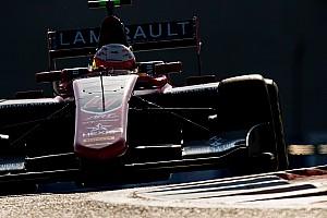 GP3 Breaking news VSC infringement costs Hubert Abu Dhabi GP3 pole