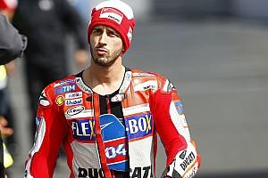 """MotoGP Noticias de última hora Dovizioso: """"Hemos hecho que la gente crea que la Ducati es mejor que las demás"""""""