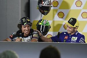 MotoGP Reactions Morbidelli: Saya akan belajar dari Rossi
