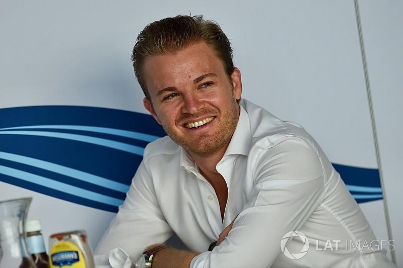 """Kurzes Comeback"": Nico Rosberg von Formel E begeistert"