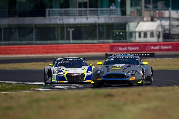R-Motorsport Aston takes maiden win at Silverstone