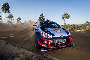 WRC Отчет о секции Невилль сохранил лидерство перед финалом Ралли Португалия