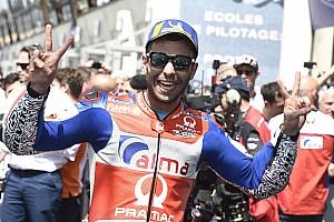 Petrucci: Ducati kiest tussen mij en Miller