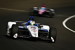 IndyCar Practice report Indy 500: Rahal leads, Power heads no-tows at Day 3 halfway point