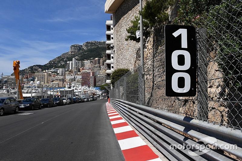 GALERI: Suasana persiapan GP Monako