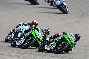 WSBK Репортаж з гонки WSBK, Арагон: одесит Калінін приїхав четвертим у першій гонці сезону