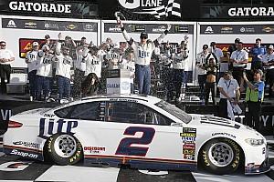 NASCAR Cup Race report Keselowski wins Clash at Daytona in Penske 1-2