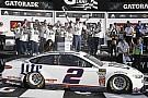Keselowski wins Clash at Daytona in Penske 1-2