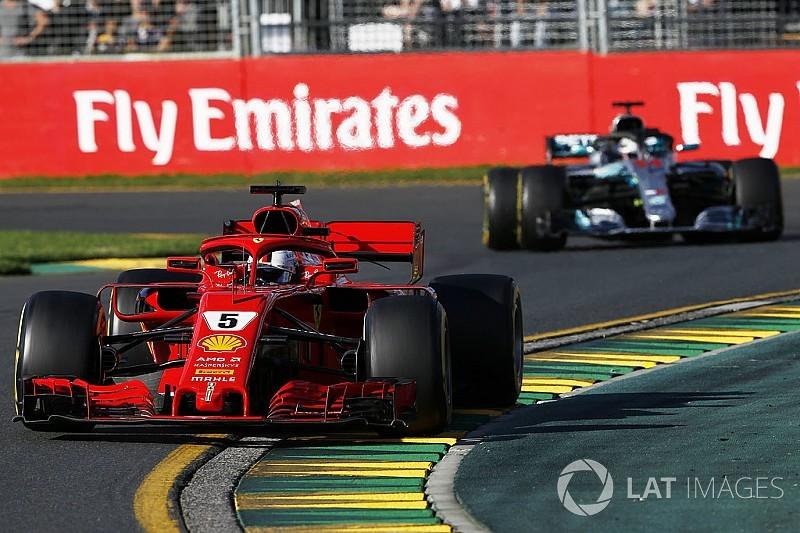 В Mercedes установили причину поражения в Мельбурне