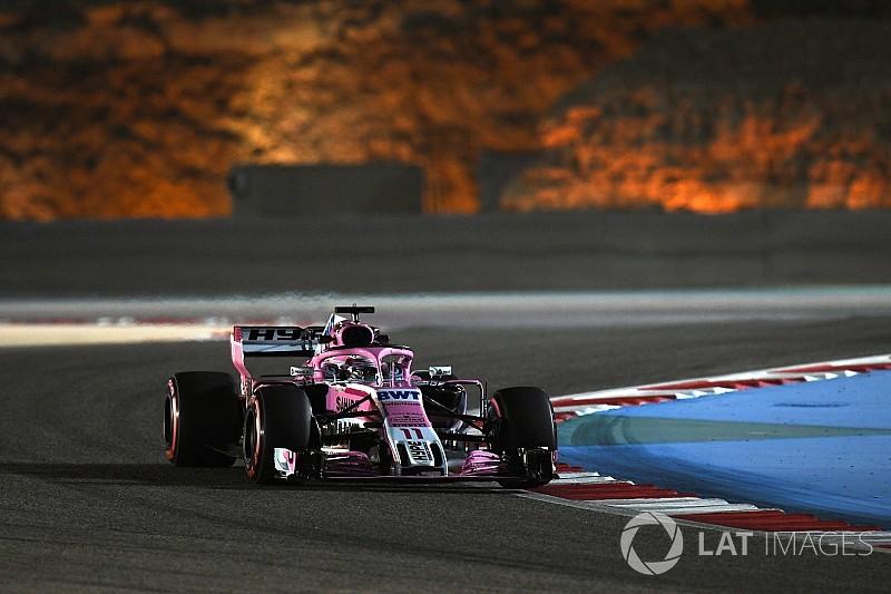 """Force India optimistisch: """"Wir sind vor Renault"""""""
