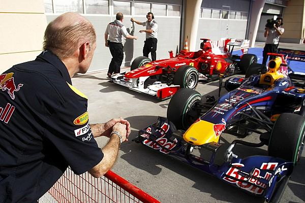 Formula 1 Special feature GALERI: Semua mobil kreasi Adrian Newey