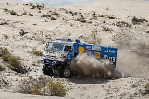 Dakar Tappa Dakar, Camion, Tappa 14: Nikolaev centra il terzo successo con Kamaz!