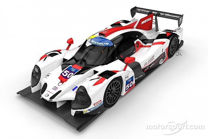 Larbre Compétition veut s'engager au Mans avec un proto Ligier