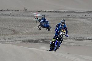 Dakar Rapport d'étape Motos, étape 4 - Van Beveren vainqueur et nouveau leader !